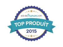 Medela récompensé par le prix top produit 2015 d'com